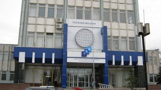 Alarmă falsă cu bombă la Teleradio-Moldova