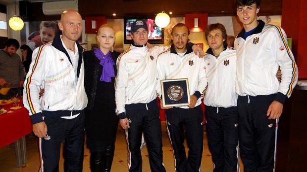 Cupa Davis: Moldova va juca următorul meci cu Egipt
