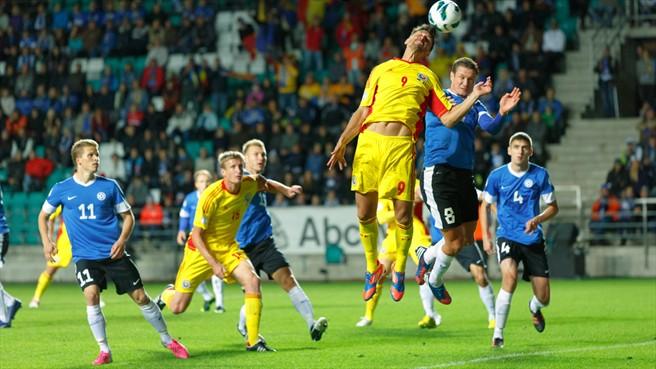 România – Estonia în direct la ora 21:00