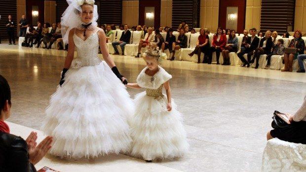 (foto) Tendințele rochiilor de mireasă pentru 2014
