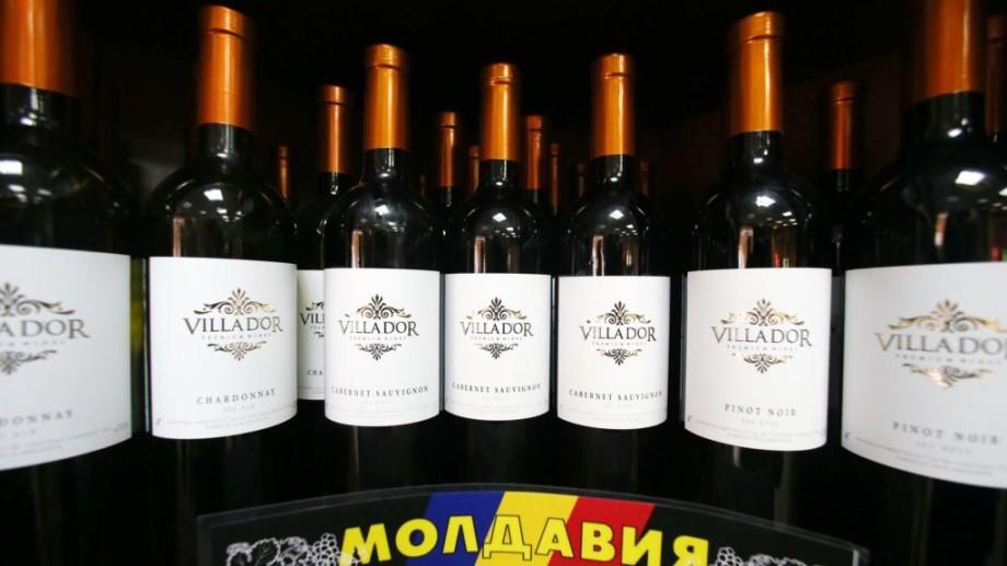 Vinurile din Moldova ar putea ajunge din nou pe piața rusă