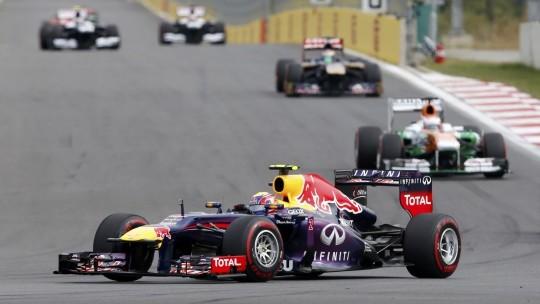 Mark Webber pleacă din pole position în Japonia