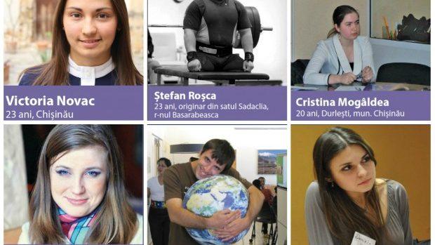 (foto) Tinerii își spun poveștile de succes în cadrul unei expoziții fotografice