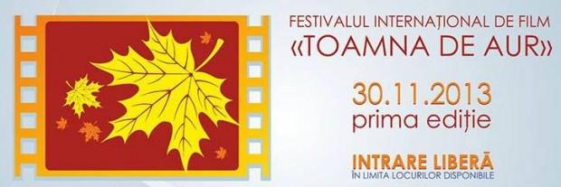 """La Chișinău va avea loc Festivalul Internațional de Film """"Toamna de aur"""""""