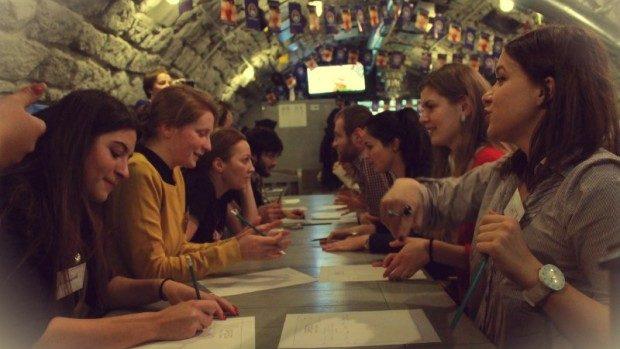(foto) Speed Networking pentru tinerii cu proiecte interesante