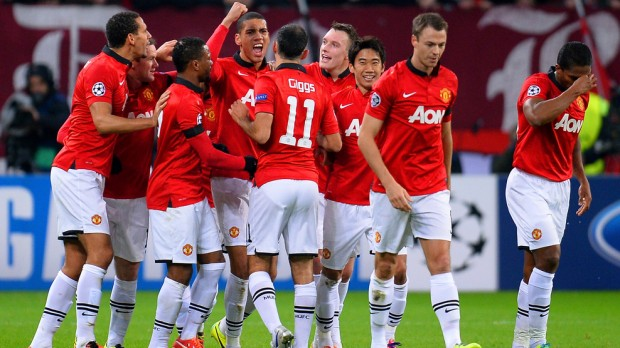 Rezultate Champions League 27.11.2013: Bayer Leverkusen 0 – 5 Manchester United