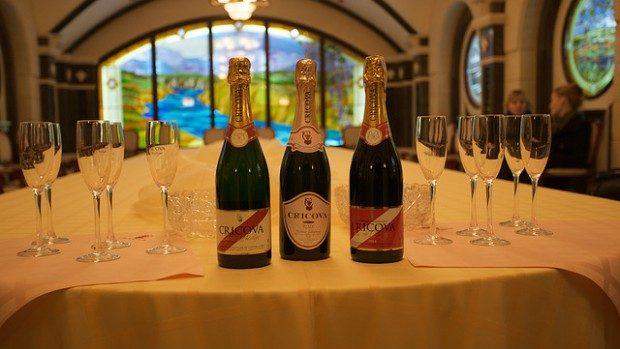 Vinul Cricova a luat Argintul la Efervescents du Monde 2013