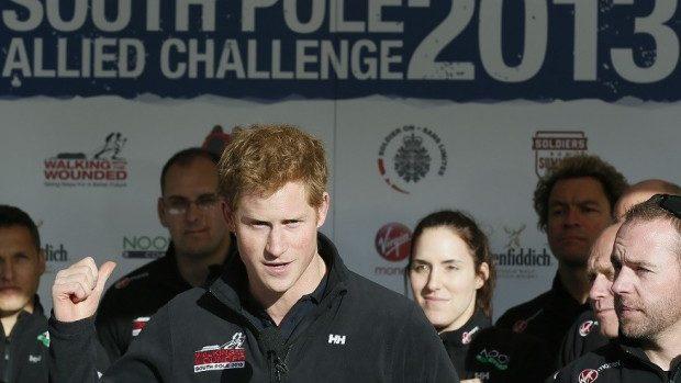 Prințul Harry va vizita Polul Sud ȋn scop umanitar