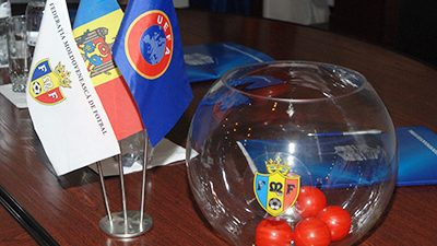 Rezultatele tragerii la sorți pentru optimile Cupei Moldovei
