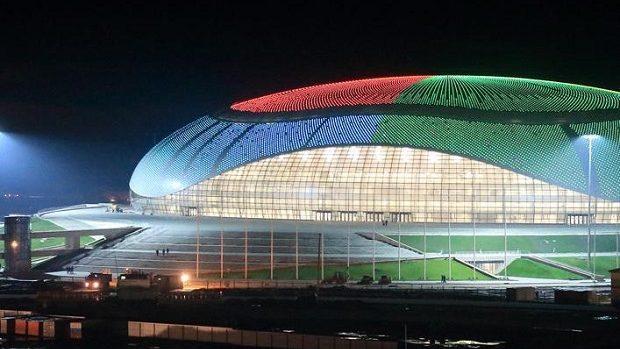(foto) Cum arată obiectele olimpice de la Soci cu 90 zile înainte de Olimpiadă