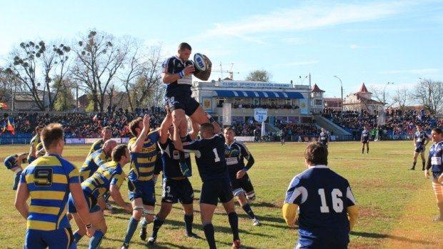 Rugby, Cupa Europei pe Națiuni: Moldova 30 – 15 Germania