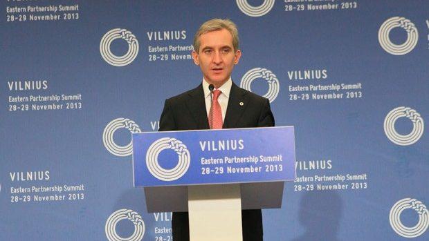 (video) Discursul lui Iurie Leancă adresat moldovenilor după Summitul de la Vilnius