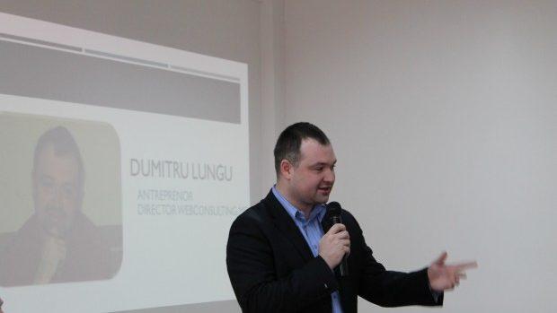 """Academia """"Start Up"""": Dumitru Lungu, învingătorul concursului de Business Planuri"""