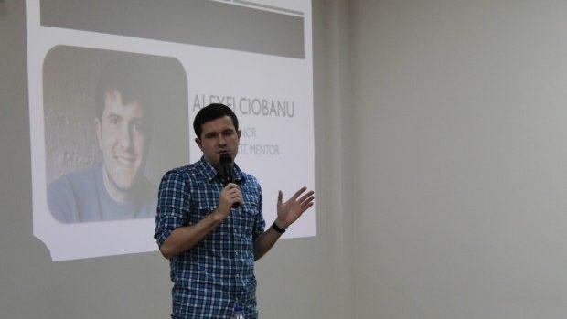 """Alexei Ciobanu despre """"startup"""" și experiența personală"""