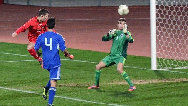 Campionatul European U-21: Moldova a urcat pe locul 3 în Grupa 1 de preliminarii