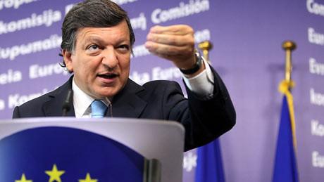 Ce a declarat Barroso după ce s-a văzut cu Leancă?