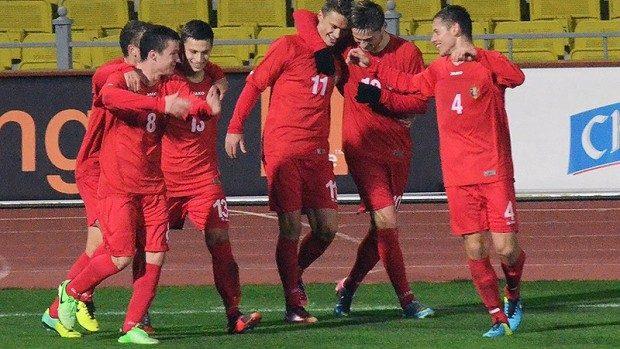 Campionatul European U-21 2015: Moldova 3 – 0 Lituania
