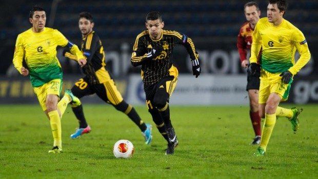 Rezultate Europa League 28.11.2013: Anji 1 – 1 Sheriff