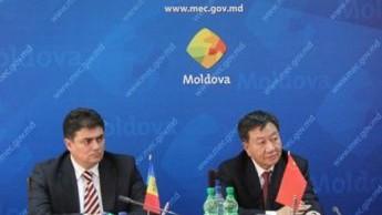 RM și China vor semna memorandumul de colaborare în vinificație