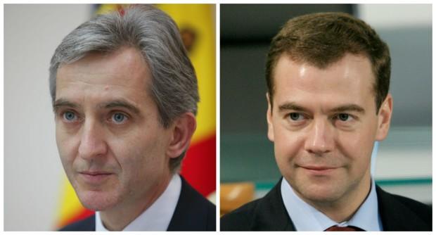Iurie Leancă se întâlnește astăzi cu omologul său rus, Dmitri Medvedev