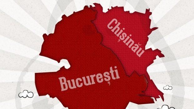 Cum ar fi viața dacă Bucureștiul s-ar uni cu Chișinăul – super orașul Bucușinău