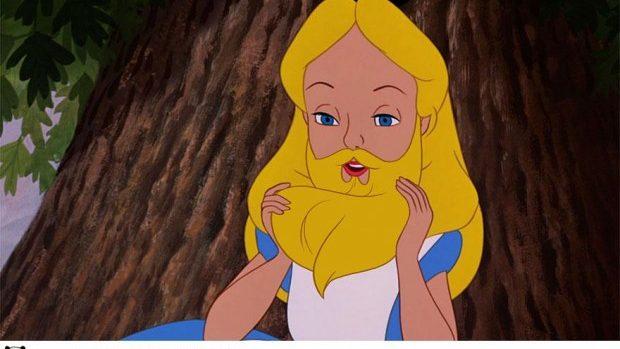 Prințesele Disney susțin Movember!