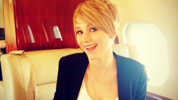(foto) Schimbare radicală de look: Jennifer Lawrence s-a tuns scurt