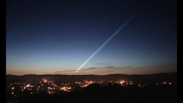 Află mai mult despre comete la Tipografia 5