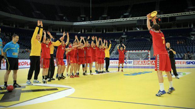 Naţionala de handbal masculin a câştigat turneul Intercontinental Challenge Trophy