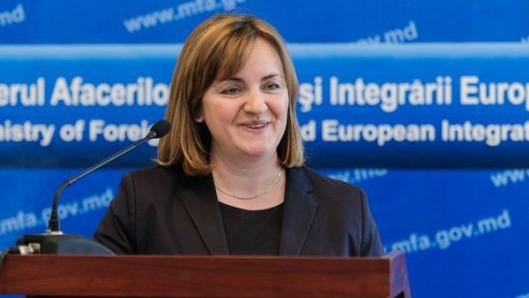 Alocuțiunea Nataliei Gherman la Consiliul Ministerial al OSCE