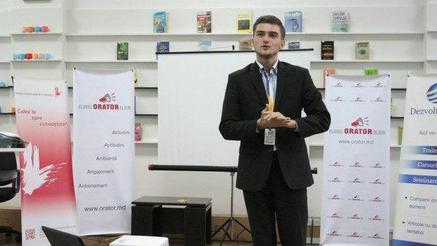 Lista participanţilor în finala Concursului Naţional de Oratorie 2013