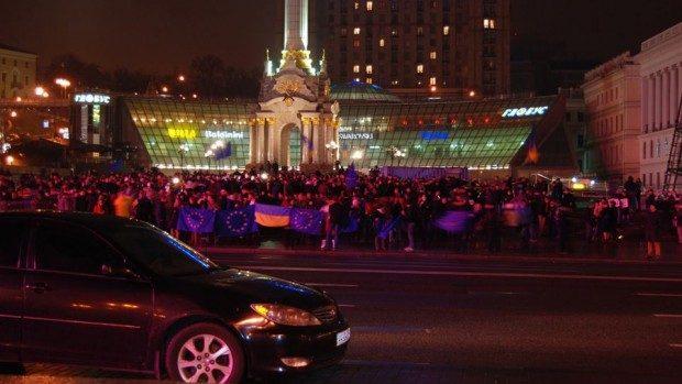 Proteste zilnice la 22:00 în Kiev până la Summit-ul de la Vilnius