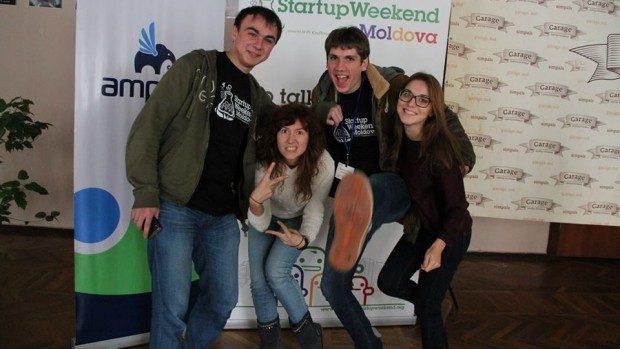Ideile de la Startup Weekend Moldova care sunt deja pe Facebook