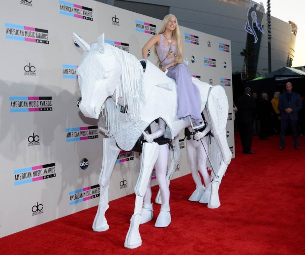 Lady Gaga, apariție bizară PC:today.com