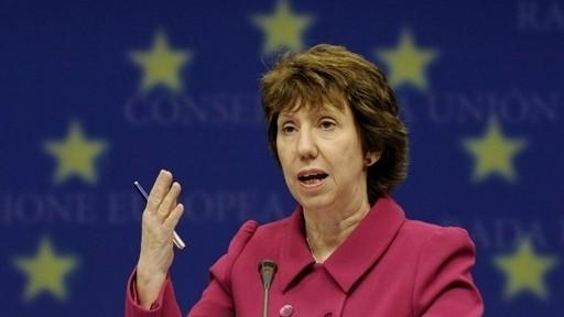"""Ashton solicită guvernului ucrainean să dea dovadă de """"reținere"""""""