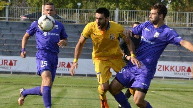 Divizia Națională: Veris – Dacia, sâmbătă, ora 14:00