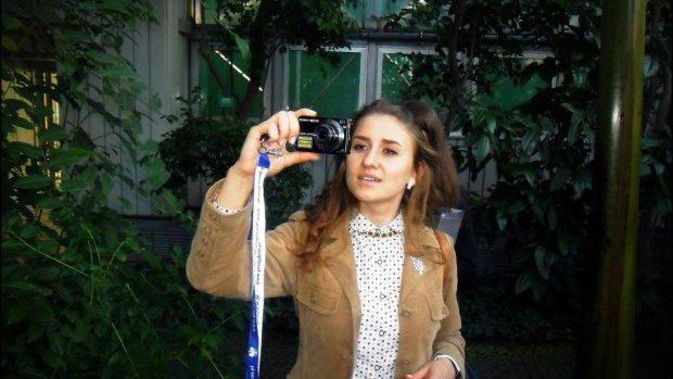 Iulia Brad despre experiența Study Tours to Poland