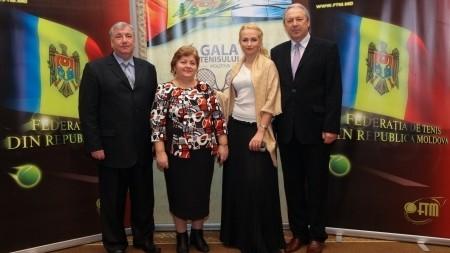 La Gala Tenisului 2013 au fost desemnați tenismenii anului