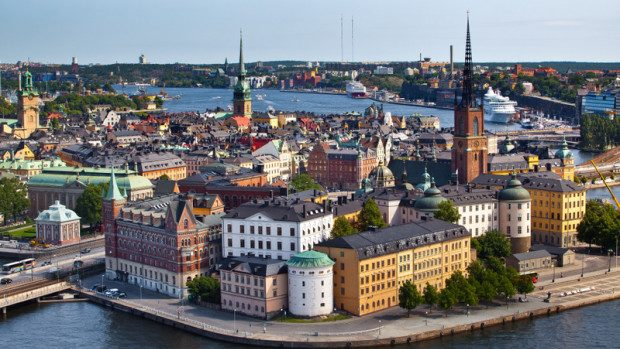 Programul Visby pentru doctorat și studii post-doctorale în Suedia