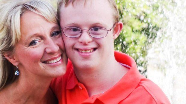 (video) O zi de neuitat pentru un tânăr cu sindromul Down
