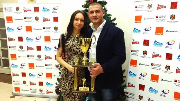 Toți câștigătorii galei rugby-ului moldovenesc 2013
