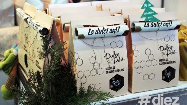 (foto) Târgul cadourilor de Crăciun la Moldexpo