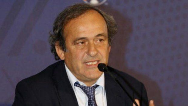 Michel Platini vrea din nou schimbări de reguli