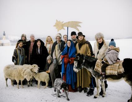 """""""Cel mai bun dar de Crăciun"""" - un film în care apare Moldova. PC: vimeo.com"""