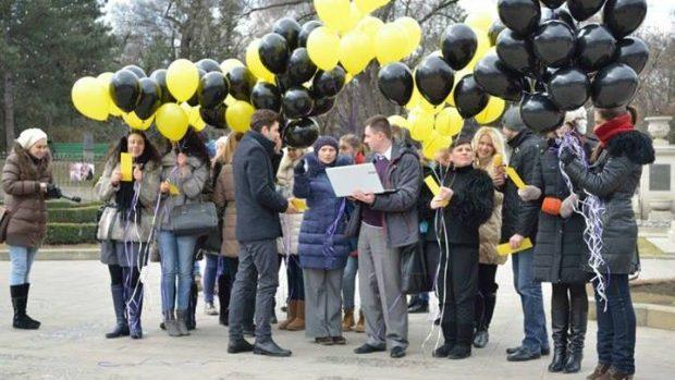 Amnesty Moldova a marcat 20 de ani de activitate de Ziua Drepturilor Omului