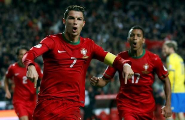"""Cristiano Ronaldo cu noua sa celebrare """"voi stați acasă"""". PC: cristianoronaldofan.net"""