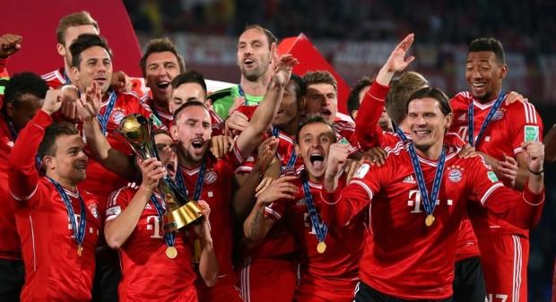 Bayern München cel mai bun club din lume