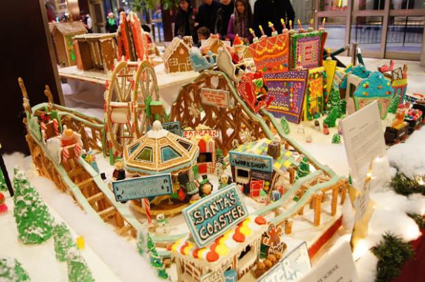 Gingerbread Lane a intrat în cartea recordurilor PC: nysci.org