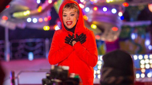 Carla's Dreams ne aduce sărbătorile de iarnă cu Loredana