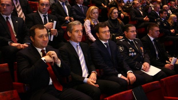 Iurie Leancă: Poliția urmează să devină garanția securității cetățeanului